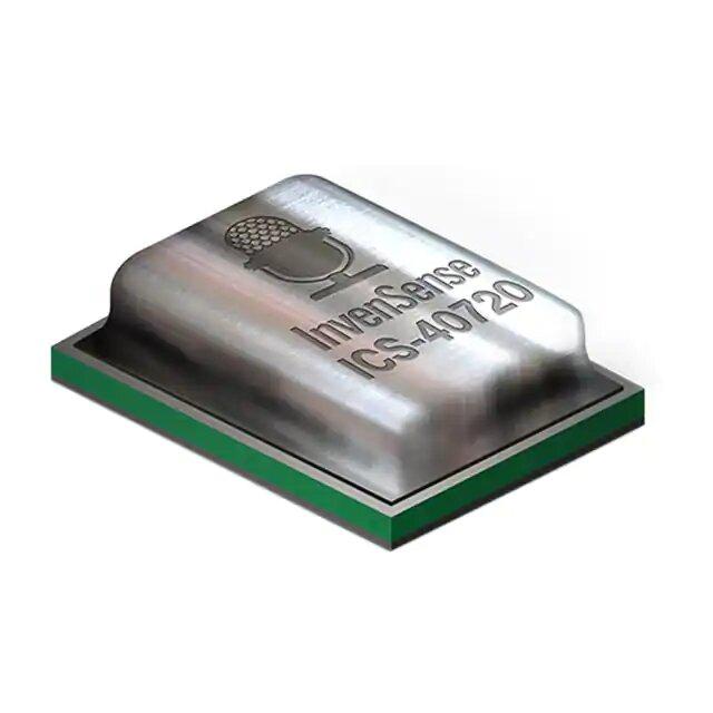 ICS-40720 InvenSense | ICS-40720 купить на Symmetron.ru, спецификации, схемы ICS-40720 InvenSense