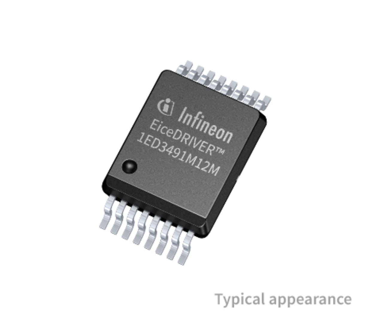 1ED3491MU12MXUMA1 Infineon