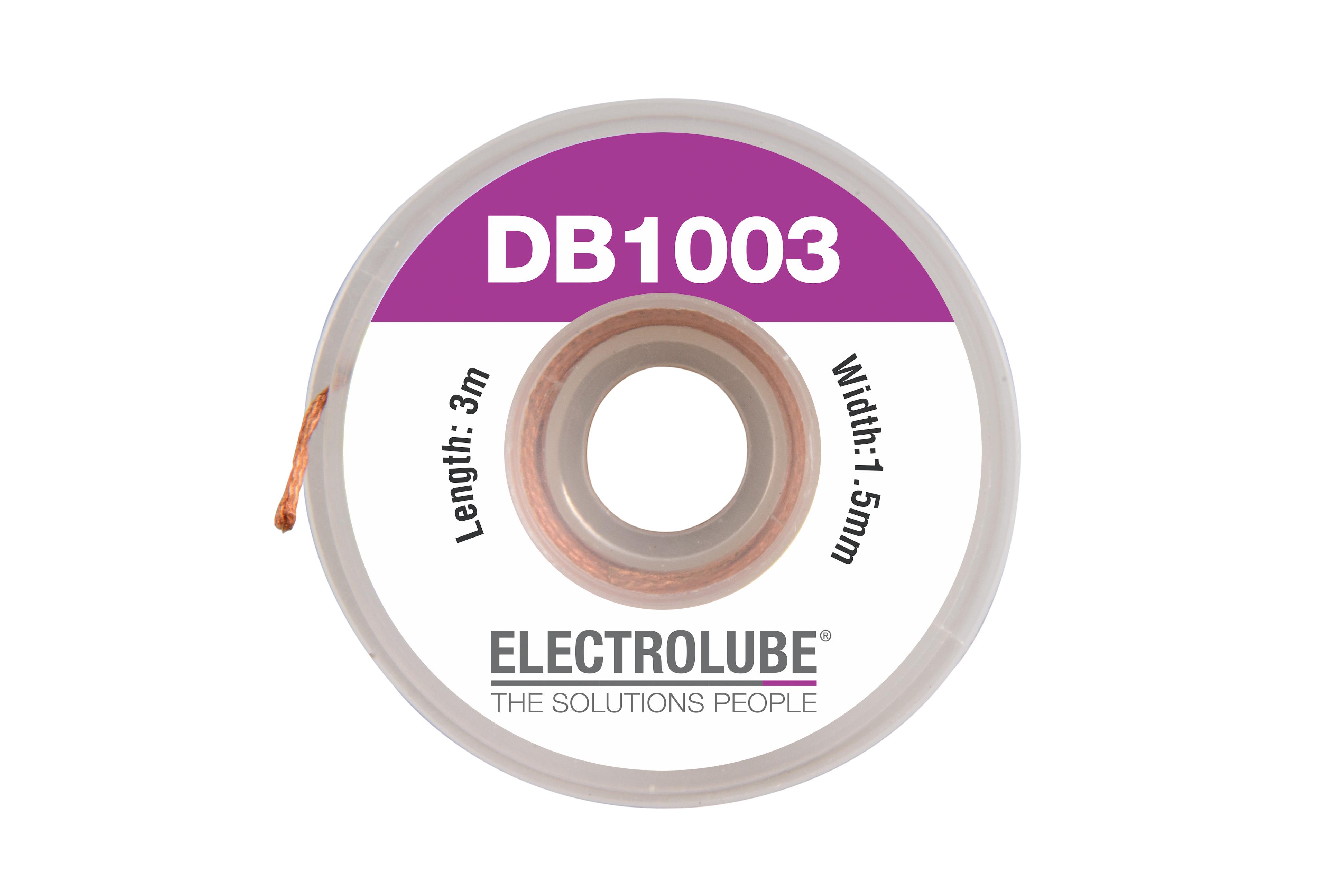 DB2003 Electrolube | DB2003 купить на Symmetron.ru, спецификации, схемы DB2003 Electrolube