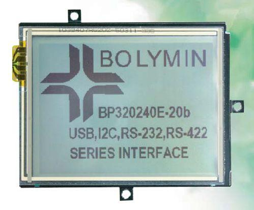 BP-320240E2-FPHNHN$ Bolymin   BP-320240E2-FPHNHN$ купить на Symmetron.ru, спецификации, схемы BP-320240E2-FPHNHN$ Bolymin