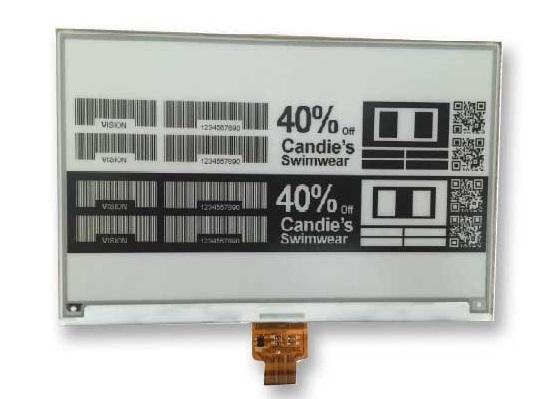 DEPG0750RHU590F1 BOE | DEPG0750RHU590F1 купить на Symmetron.ru, спецификации, схемы DEPG0750RHU590F1 BOE