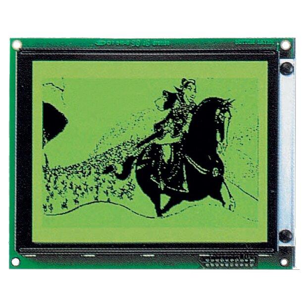 PG320240WRFHNNHS1Q Powertip   PG320240WRFHNNHS1Q купить на Symmetron.ru, спецификации, схемы PG320240WRFHNNHS1Q Powertip