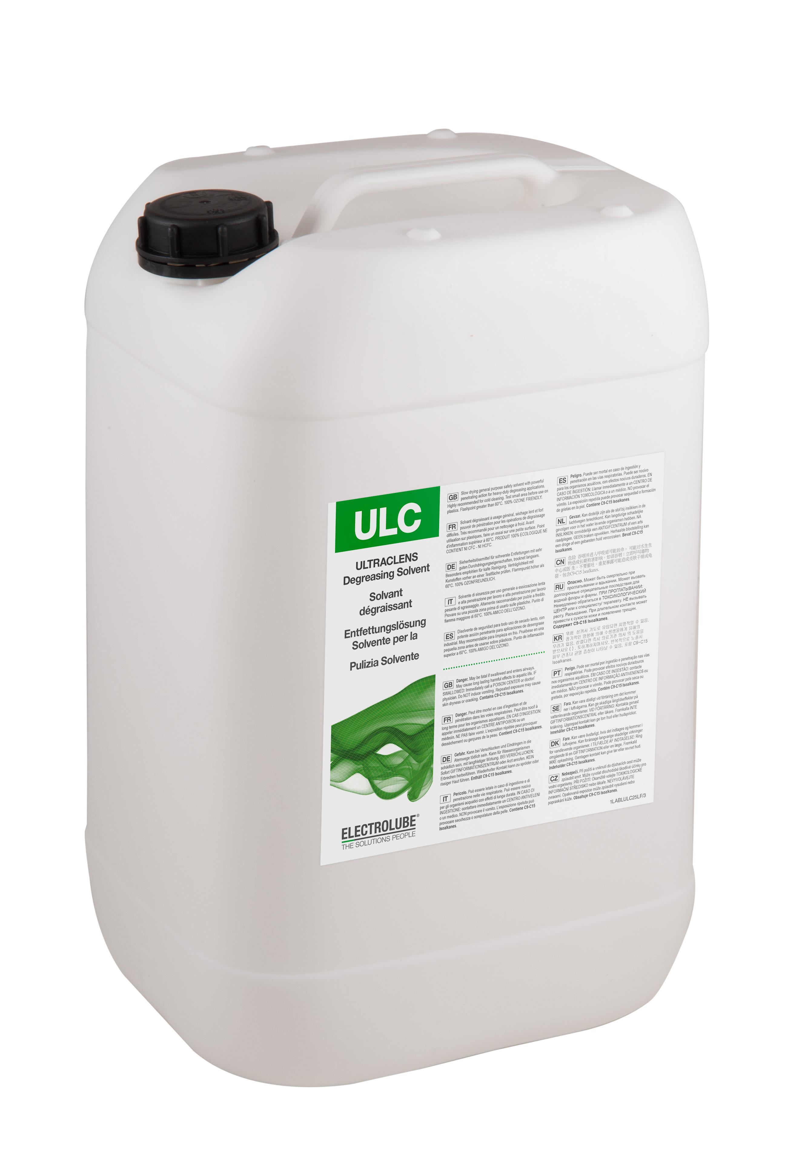 ULC25L Electrolube   ULC25L купить на Symmetron.ru, спецификации, схемы ULC25L Electrolube