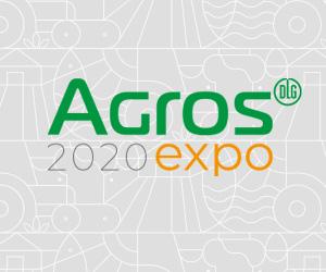 Приглашаем на выставку «Агрос 2020»